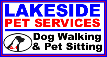 a 1 lakeside pet services dog walking pet sitting friends